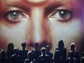 Pamiatka Davidovi Bowiemu.
