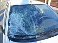 Vážna nehoda v okrese Levice: Vodičovi namerali takmer dve promile alkoholu v krvi