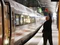 Najhoršie narušenie dopravy za ostatných 20 rokov: Železnice v Anglicku ochromil štrajk
