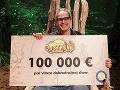 Víťaz markizáckej reality šou Ostrov známy: Vyhral 100 000 eur!