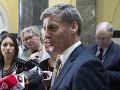 Voľby na Novom Zélande: Novým premiérom a líder vládnucej strany je už známy