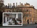 Skaza košickej univerzity na FOTO! Smutný pohľad do útrob zničenej budovy, trojmiliónová spúšť