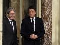 Renzi sa rozlúčil so starým postom: Toto poprial novej vláde