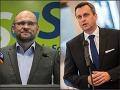Konfrontácia lídrov SNS a SaS, pokrikovanie v rozhlase: Mlčte, pán Sulík, odkázal mu Danko