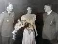 Osudný prešľap šéfa SS: Oženil sa so sestrou Hitlerovej milenky, Adolf na svadobnom FOTO a potom poprava!