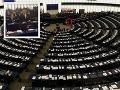 VIDEO Nepríjemné chvíle Fica v europarlamente: Poriadny trapas a zrada od vlastných