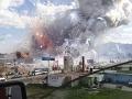 Explózia skladu pyrotechniky v Mexiku: Výbuch si vyžiadal dve obete
