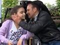 Erdogan Atalay s dcérou Amirou.