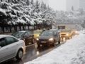 Slováci, pozor: Platí výstraha 1. stupňa, hrozí vietor, záveje a snehové jazyky