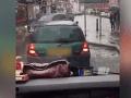 Boj vodičky s parkovacím miestom: VIDEO sedem minút trápenia