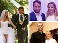 Banášovej rozchod roka, Krausova nevera a Kalisovej manželstvo v troskách: Tieto promi páry to vo vzťahu neustáli!