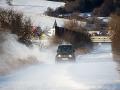 Počasie opäť potrápi Slovensko: Pripravte sa na snehové jazyky a poľadovicu