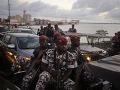 Niektorí vojaci z Pobrežia Slonoviny sa búria: Domáhajú sa vyšších platov