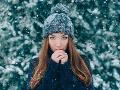 Slováci, oblečte sa poriadne: FOTO Víkendové počasie s nízkymi teplotami pokračuje