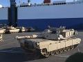Rusko sa nenechá zastrašiť: Tanky v Európe sú len Obamov darček na rozlúčku