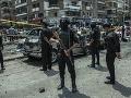 Nepokoje na Sinajskom polostrove: Islamskí militanti zabili piatich policajtov