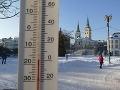 Dramatické finále tohtoročnej zimy: Pripravte sa! Na Slovensko sa valia obrovské mrazy