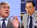 Boj o kreslo predsedu europarlamentu: Favoriti si zmerajú sily vo verejnej debate