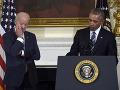Obama si poctil svojho viceprezidenta kamaráta: Bidenovi udelil prestížne ocenenie