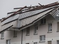 Nemecko zasiahla fujavica so silou hurikánu.