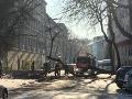 FOTO Bratislavčanov čakalo prebudenie ako zo zlého filmu: Incident za incidentom