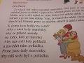 Básnička v českej čítanke na FOTO vyvolala pobúrenie: Feministi v pozore, toto je údel mám?!