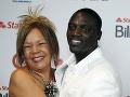 Loalwa Brazová a Akon