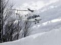 Takmer došlo k obrovskému nešťastiu: Lavína zasiahla obytnú oblasť na súostroví Špicbergy