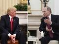 Putin na adresu Trumpa nešetril lichôtkami: Je to úprimný a čestný človek