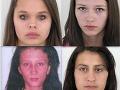 Polícia v nasadení, pátra po štyroch tínedžerkách na FOTO: Zľahla sa po nich zem