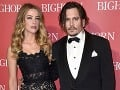 Johnny Depp a Amber Heard