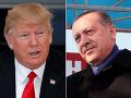 Z vyhlásení mocných začína rozum stáť: Erdogan sa vyhráža Európe migrantmi, Trump rozhneval Kurdov