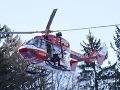 Stratení na Chopku: Po medzinárodnej skupinke pátrali záchranári, zablúdili v hmle