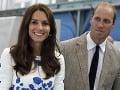 Skvelé správy z Británie: Kate a William čakajú ďalší prírastok do rodiny
