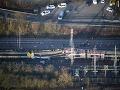 FOTO Tragická zrážka vlakov v Luxembursku: Nešťastie si vyžiadalo najmenej jednu obeť