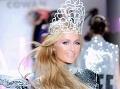 Paris Hilton sa okrem iného venovala aj modelingu.