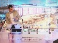 Loic Cretel, bar manažér prestížneho hotela Hampton Manor označeného povestnou Michelinovou hviezdou