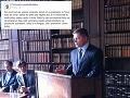 Prednáška Roberta Fica vyvolala poprask: Škola sa vyhráža študentom, účasť povinná