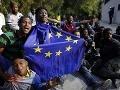 Mobilná aplikácia pomáha maloletým migrantom, aby sa nestratili v Európe