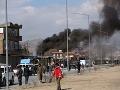 Útoky Talibanu v Afganistane: Najmenej 14 mŕtvych policajtov a nové obsadené oblasti