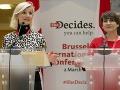 Konferencia o právach žien v Bruseli je aj kritikou voči politike Donalda Trumpa