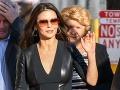 Catherine Zeta-Jones na ulici: Otáčal sa každý! Keď uvidíte FOTO z postele...