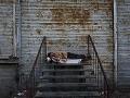 Ako prežívajú bezdomovci krutú zimu: Zaobchádzajú s nami ako so zvieratami