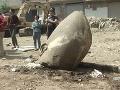 Veľký objav archeológov: V chudobnej štvrti Káhiry sa na nich usmialo šťastie