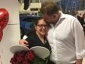 VIDEO megaprekvapenia na bratislavskom letisku: Melanie sa vrátila z Egypta a zažila šok