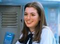 Anne Hathaway vo filme Denník princeznej.