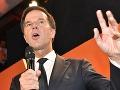 Oficiálne výsledky volieb v Holandsku potvrdili Rutteho víťazstvo