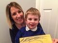 Matka pozrela na synčekovu kresbu a zostala zhrozená: FOTO prezrádza jej intímne tajomstvo
