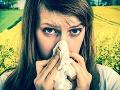 Zlá správa pre alergikov: Vo vzduchu úraduje nepríjemný peľ