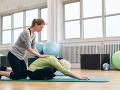 Nové fitness trendy, z ktorých sa vám zatočí hlava: Dá sa vraj cvičiť aj takto
